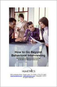 BeyondBehavioralInterviewing